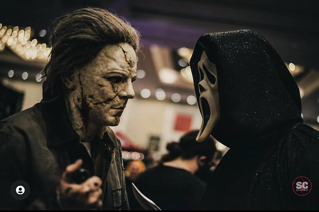 Michael Myers and Ghostface for Best Halloween Costumes For Men
