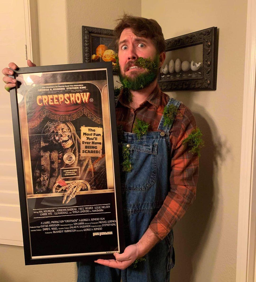 Jordy Verrill for Best Halloween Costumes For Men