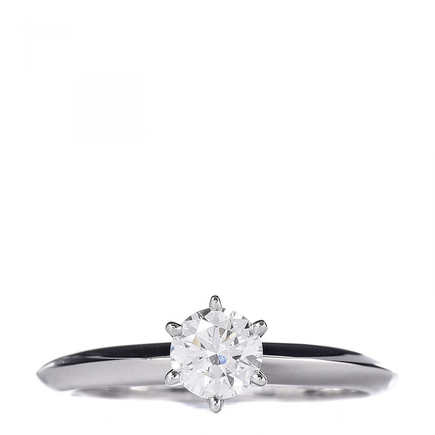 Tiffany Solitaire Engagement Ring for Cartier vs. Tiffany