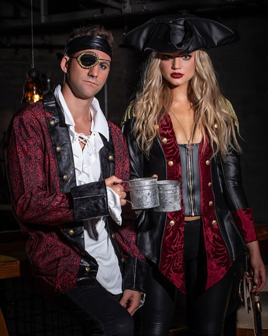 Pirate for Best Halloween Costumes For Men