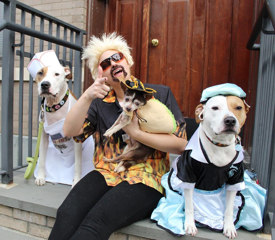 Guy Fieri for Best Halloween Costumes for 4