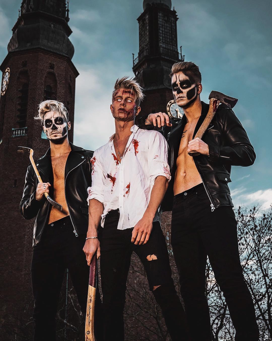 Spooky Killers for Best Halloween Costumes For Men