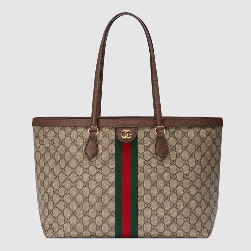 Gucci Ophidia Tote for best designer tote bags for travel