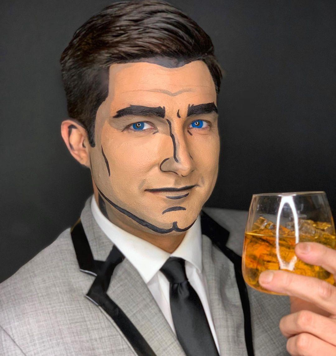 Archer Comics for Best Halloween Costumes For Men
