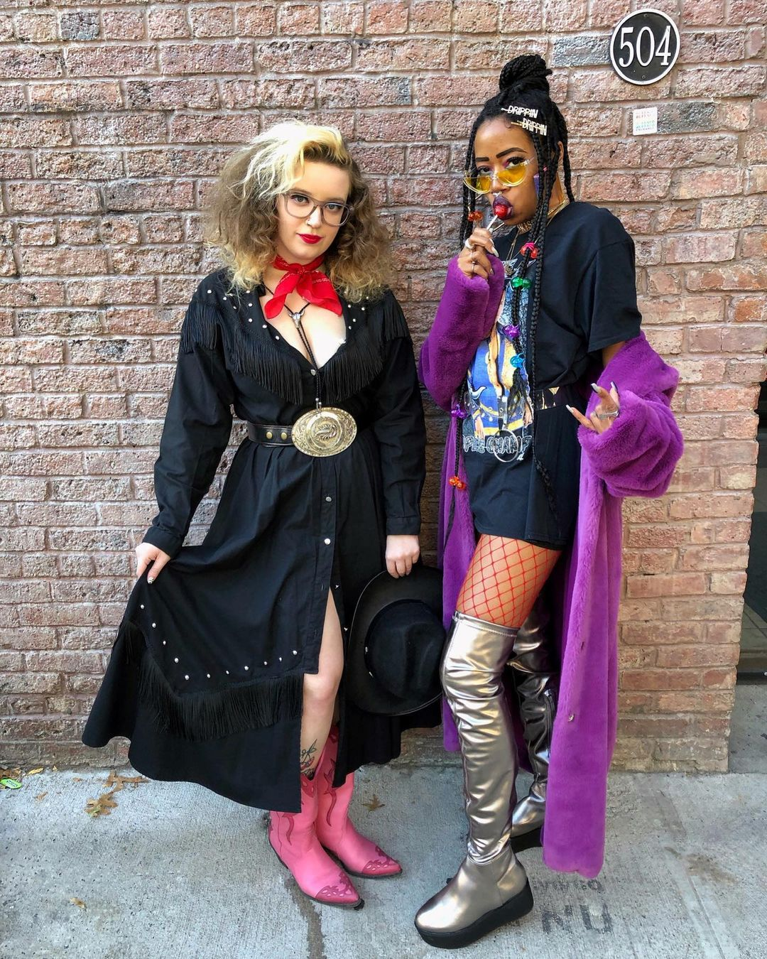 Music icons for Best Halloween Costumes for Best Friends