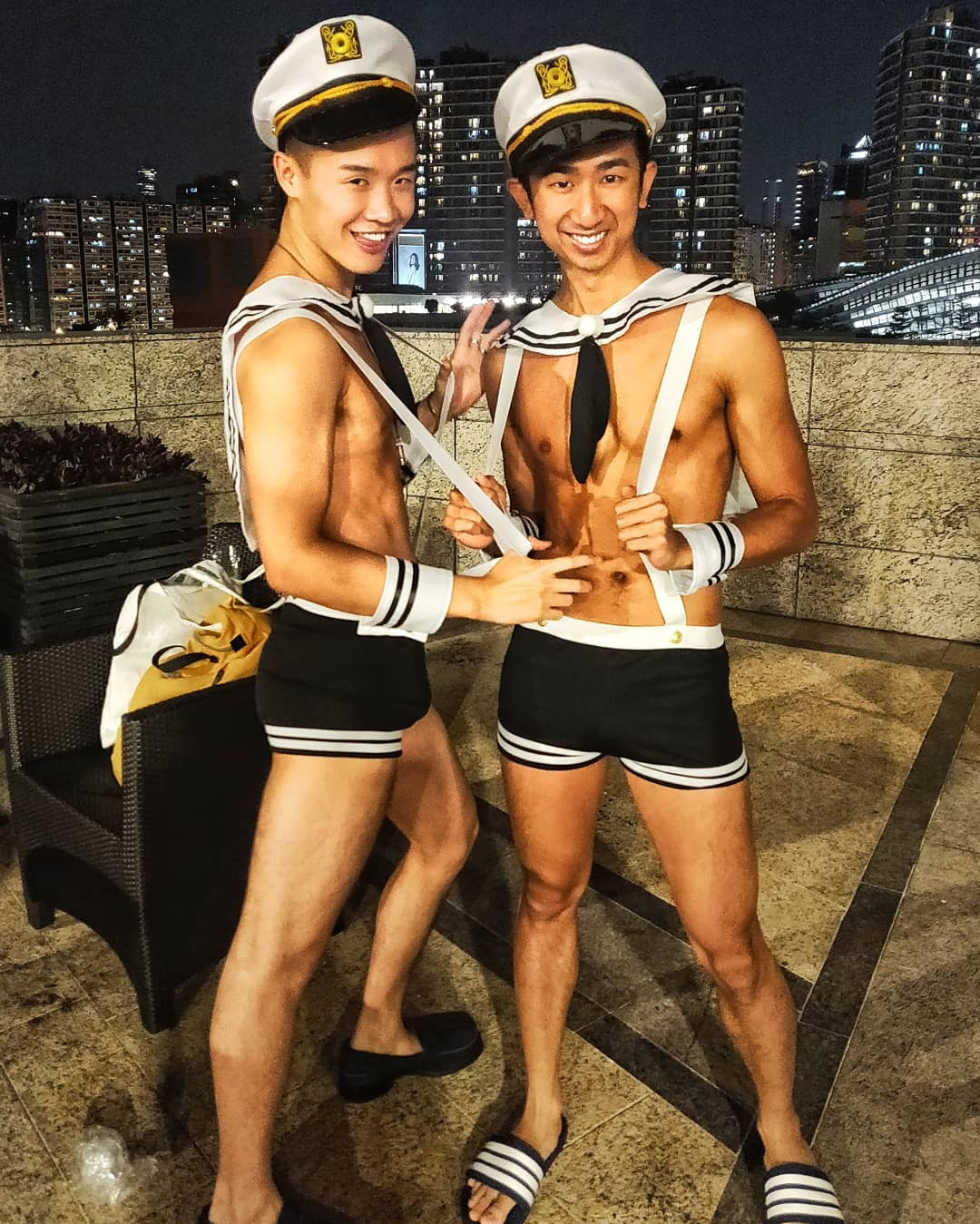 Sexy captains for Best Halloween Costumes For Men