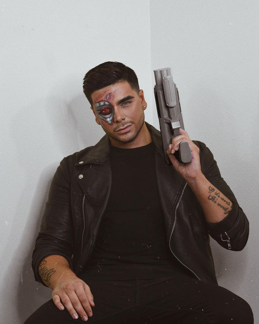 The Terminator for Best Halloween Costumes For Men