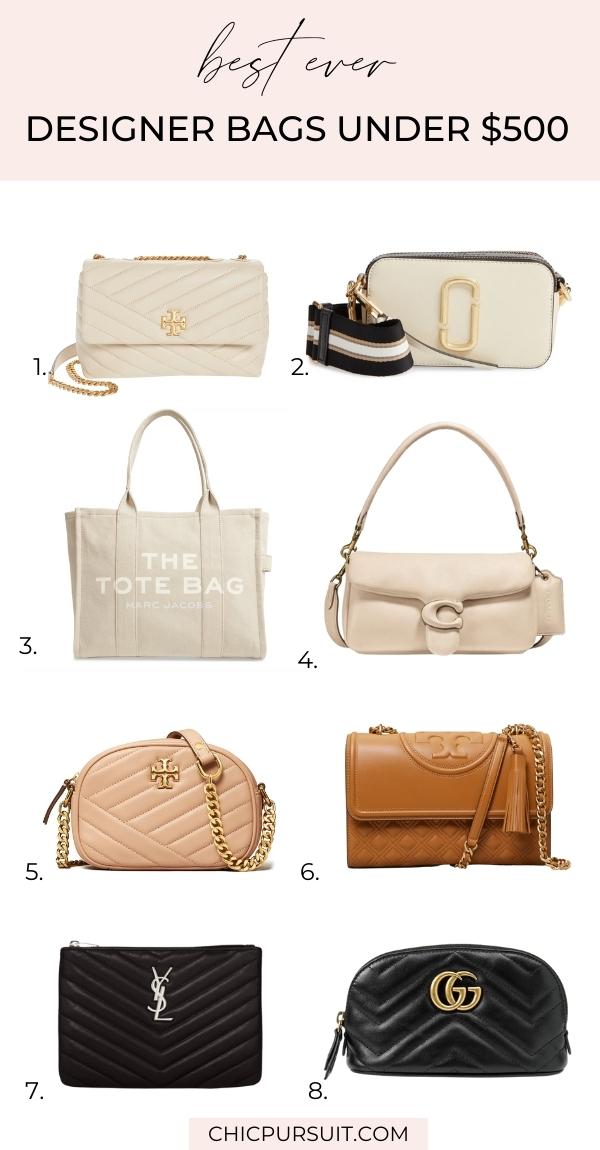 The best affordable designer handbags under $500