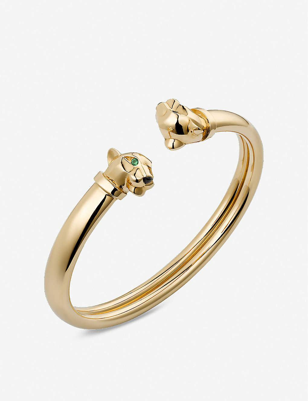 Panthere de Cartier Bracelet for Cartier vs. Tiffany