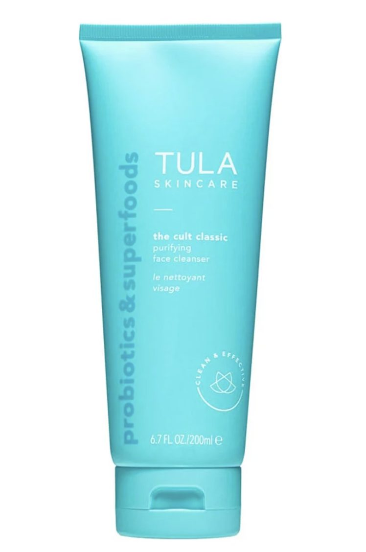 Tula The Cult Classic Purifying Cleanser for Best Drugstore Skincare Products