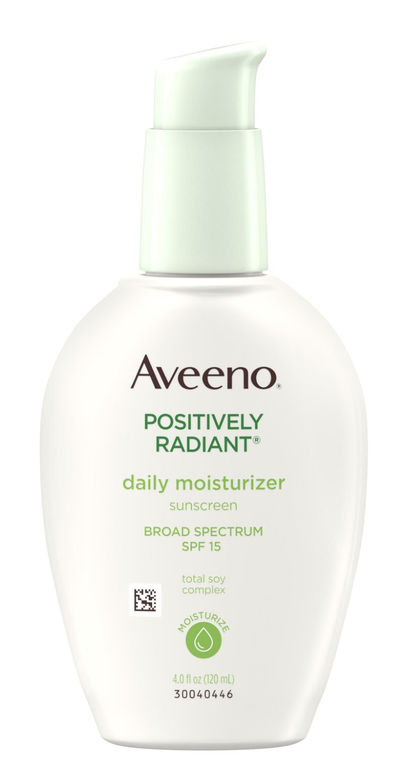 Aveeno Daily Moisturizer for Best Drugstore Skincare Products