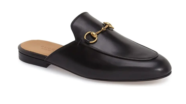 Gucci Princetown Loafers in black for best designer shoes to invest in