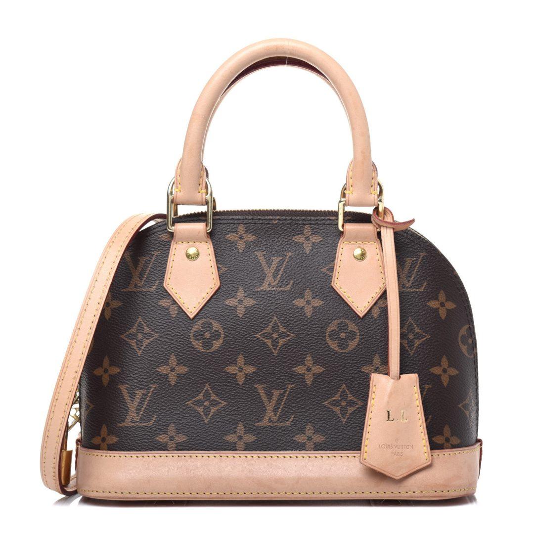 Louis Vuitton Alma for best designer bags under $2000