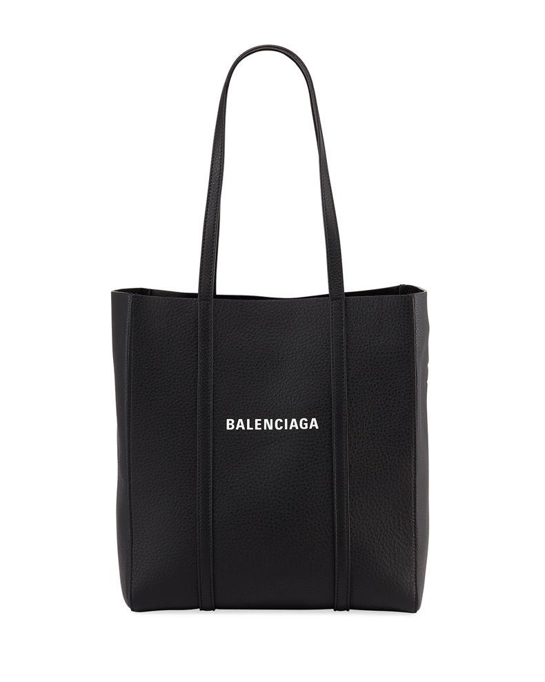 Balenciaga Everyday Small Tote Bag in black