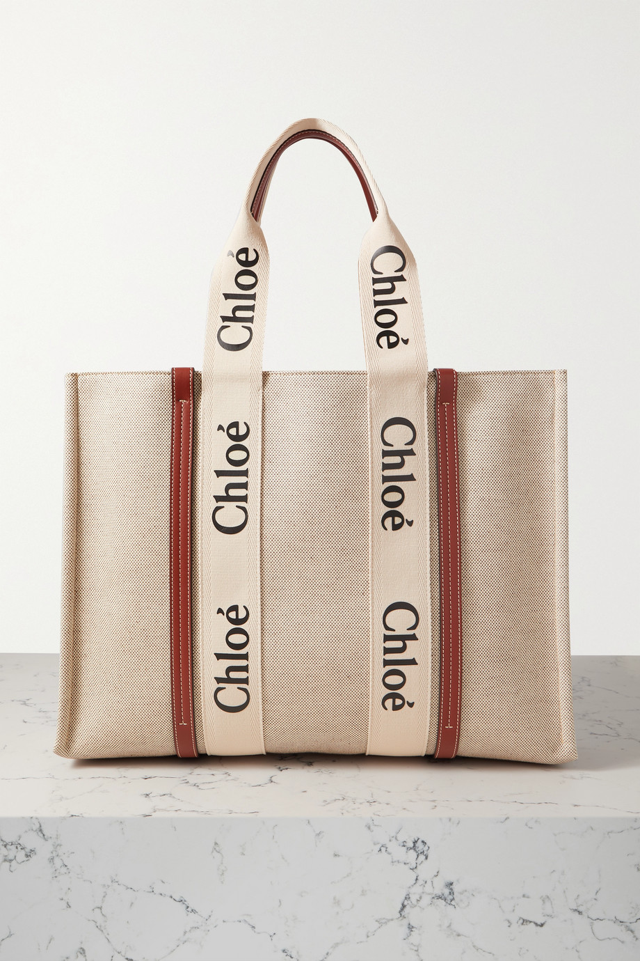 Best designer bags under $2000: Chloe Woody bag