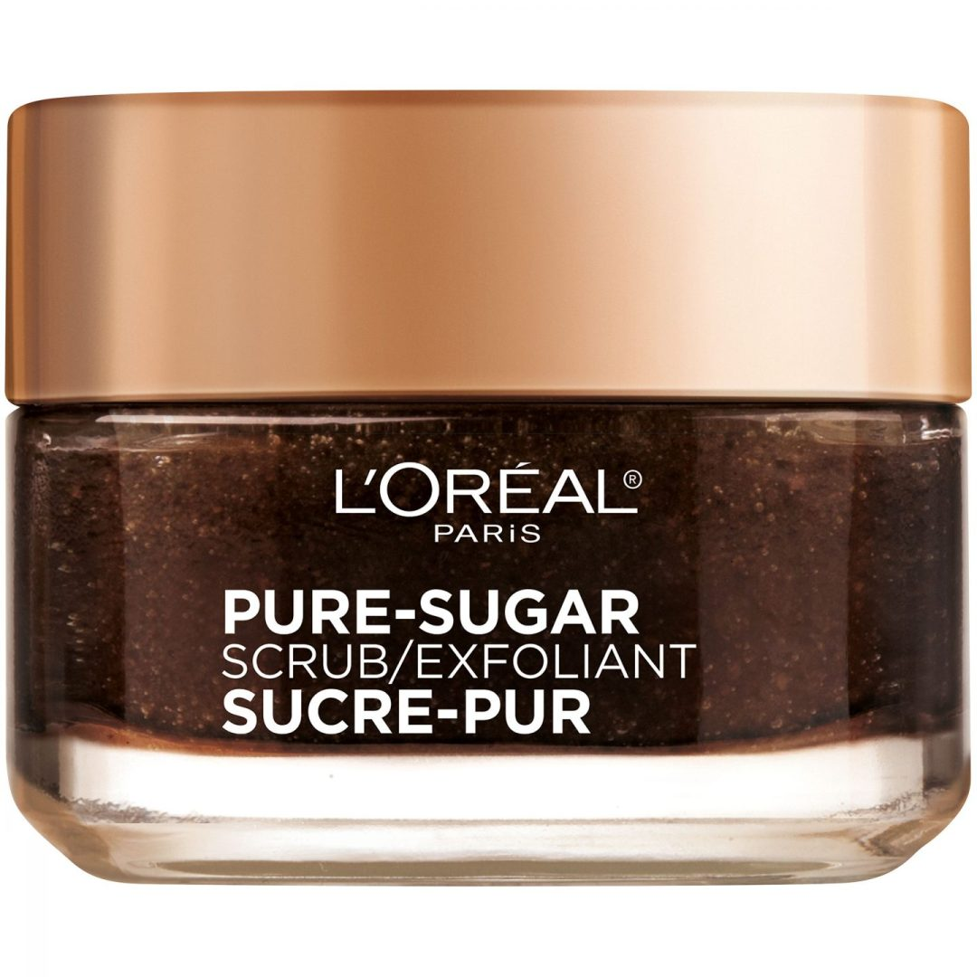 L'Oreal Paris Pure SUfar Scrub for Best Drugstore Skincare Products