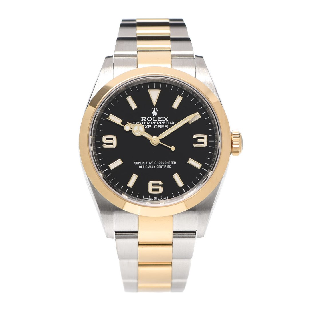 Rolex Oyster Perpetual Explorer Watch for Best Entry Level Luxury Watch