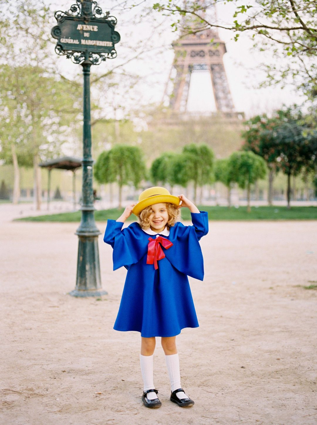 Madeline in Paris for Toddler Halloween Costumes