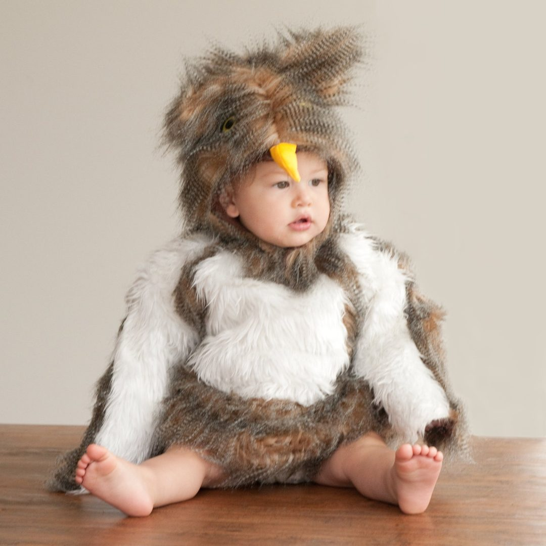 Baby Owl for Toddler Halloween Costumes