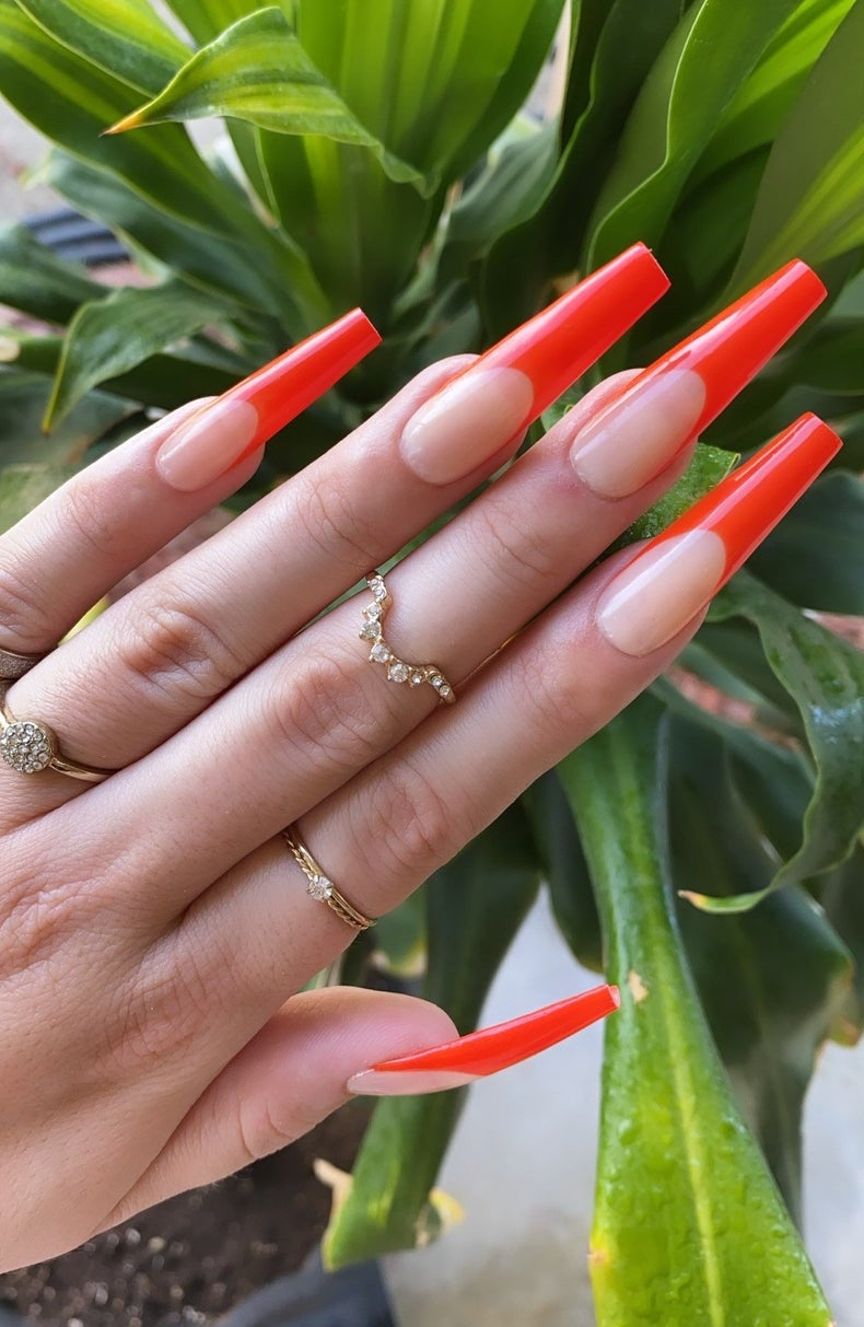 40+ Glamorous Red Nails That Are Perfect For Every Season