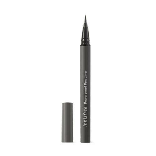 Innisfree Powerproof Pen Liner for best Korean eyeliner