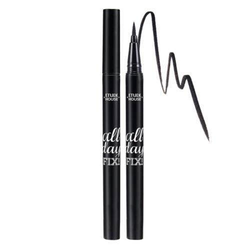 Etude House All Day Fix Pen Liner for best Korean eyeliner