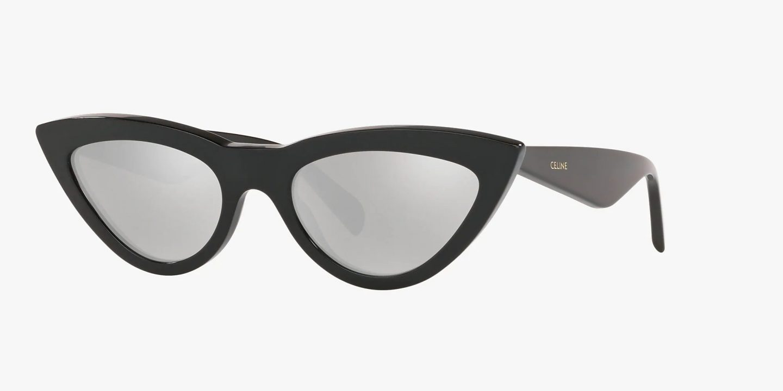 Best designer sunglasses for small faces: Celine cat eye sunglasses