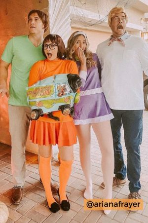 30 Best Group Halloween Costumes For 4 That You Should Copy