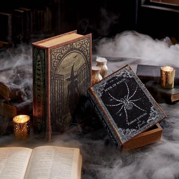 Spooky Halloween Books