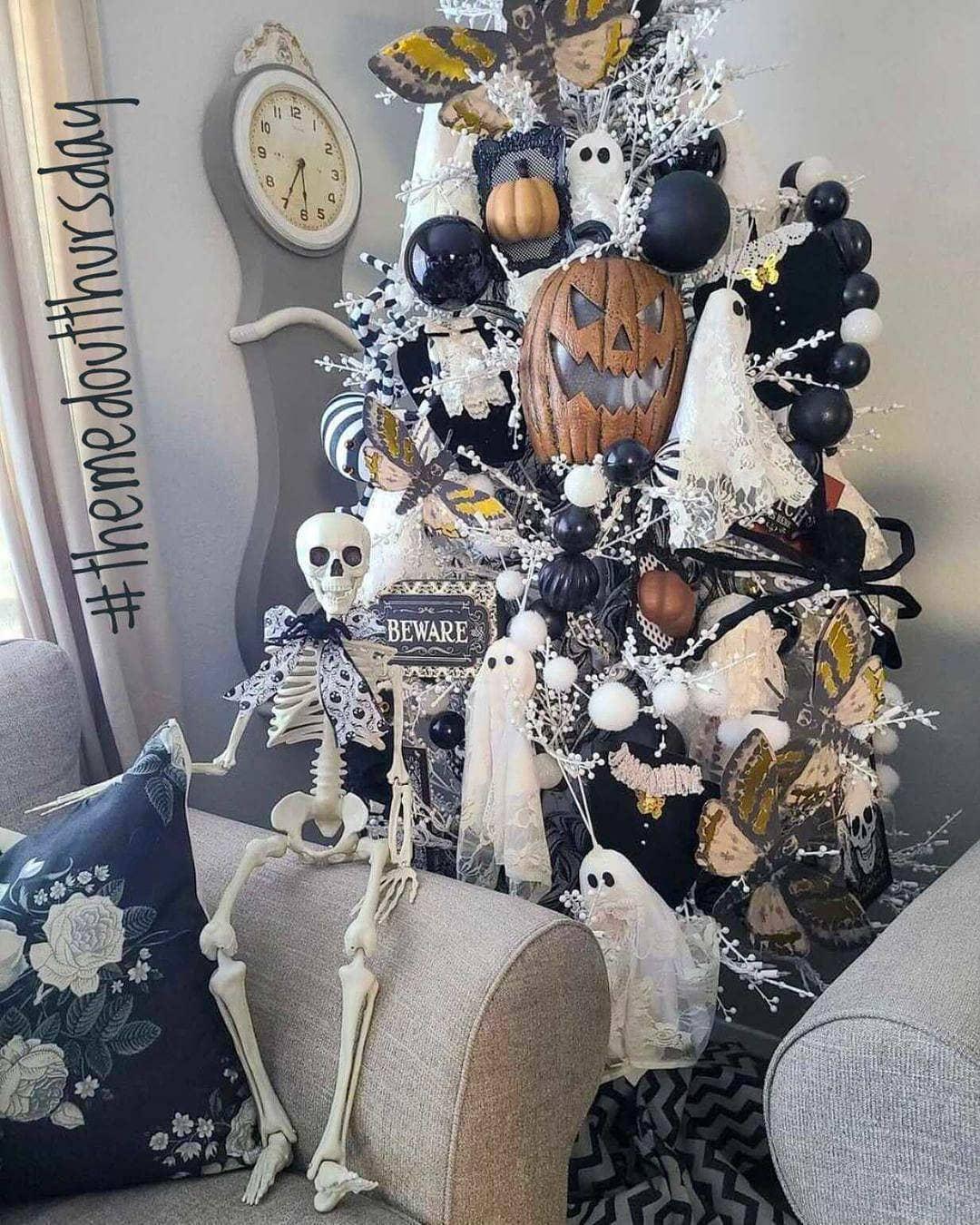 Spooktacular Halloween Tree