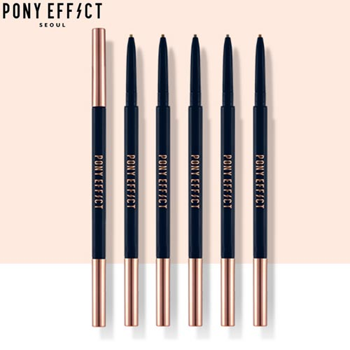 Pony Effect Sharping Brow Definer Pencil for the best Korean eyebrow pencil