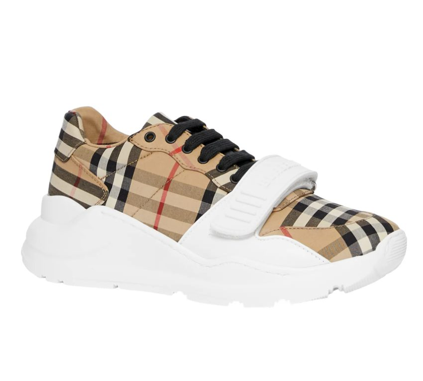 Burberry chunky sneakers