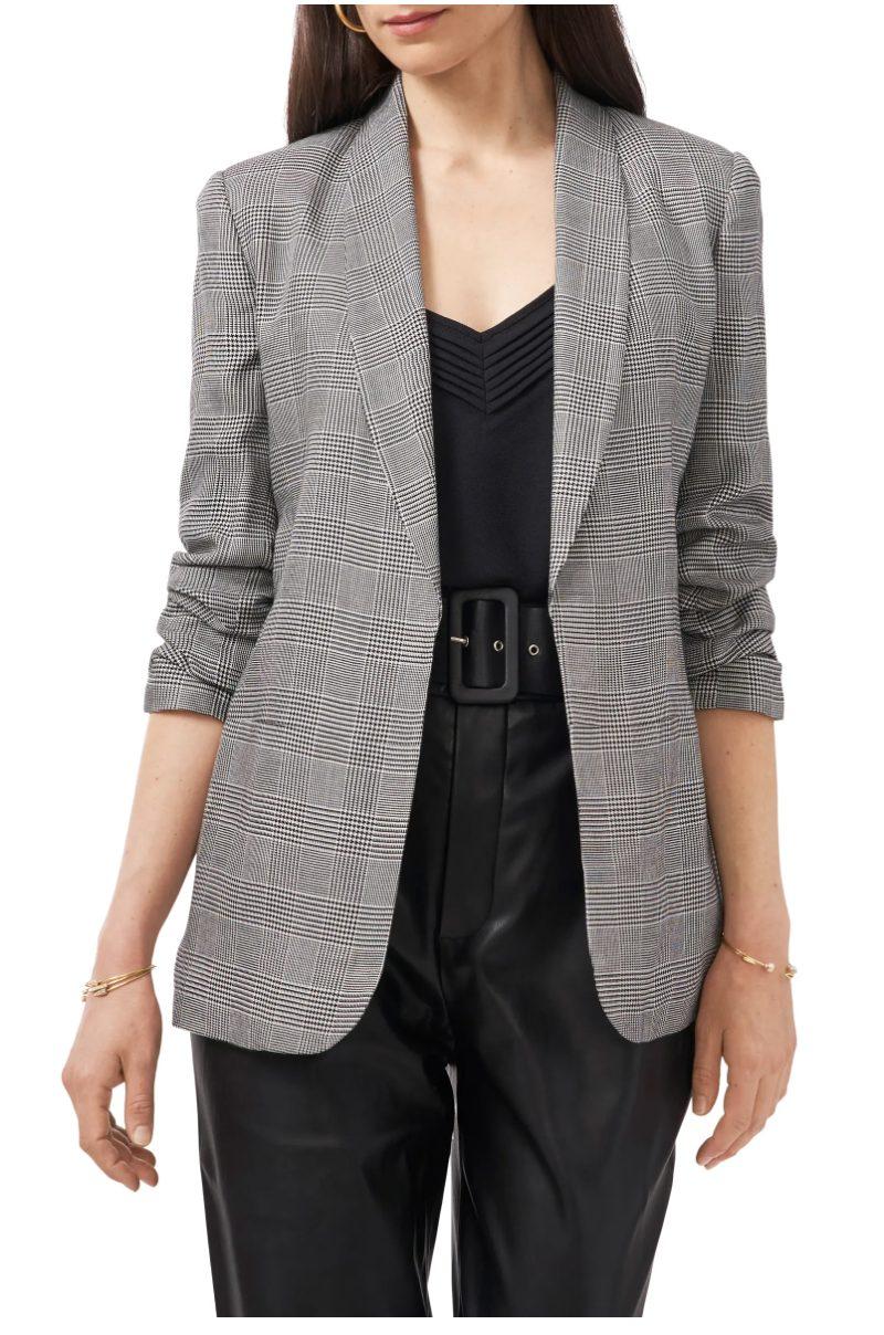 Trouser suit for court