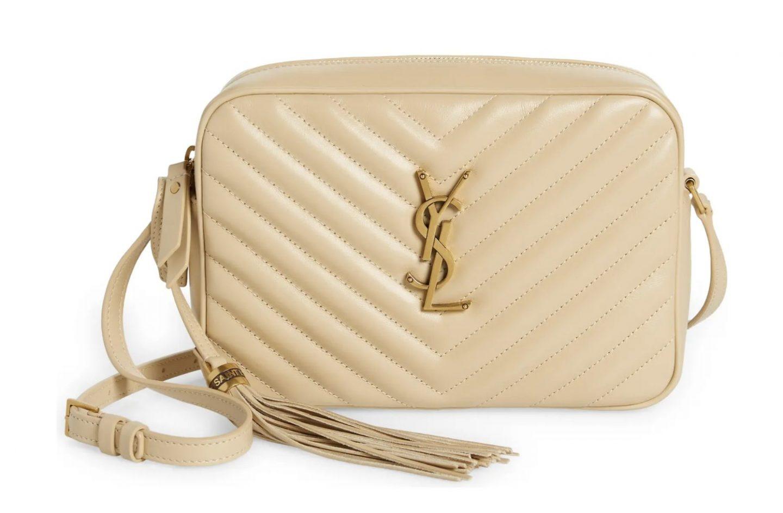 The best designer bags under $2000: Saint Laurent Lou camera bag