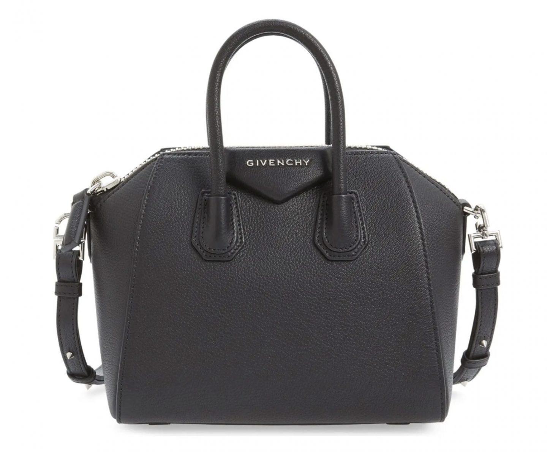 Givenchy Mini Antigona in black