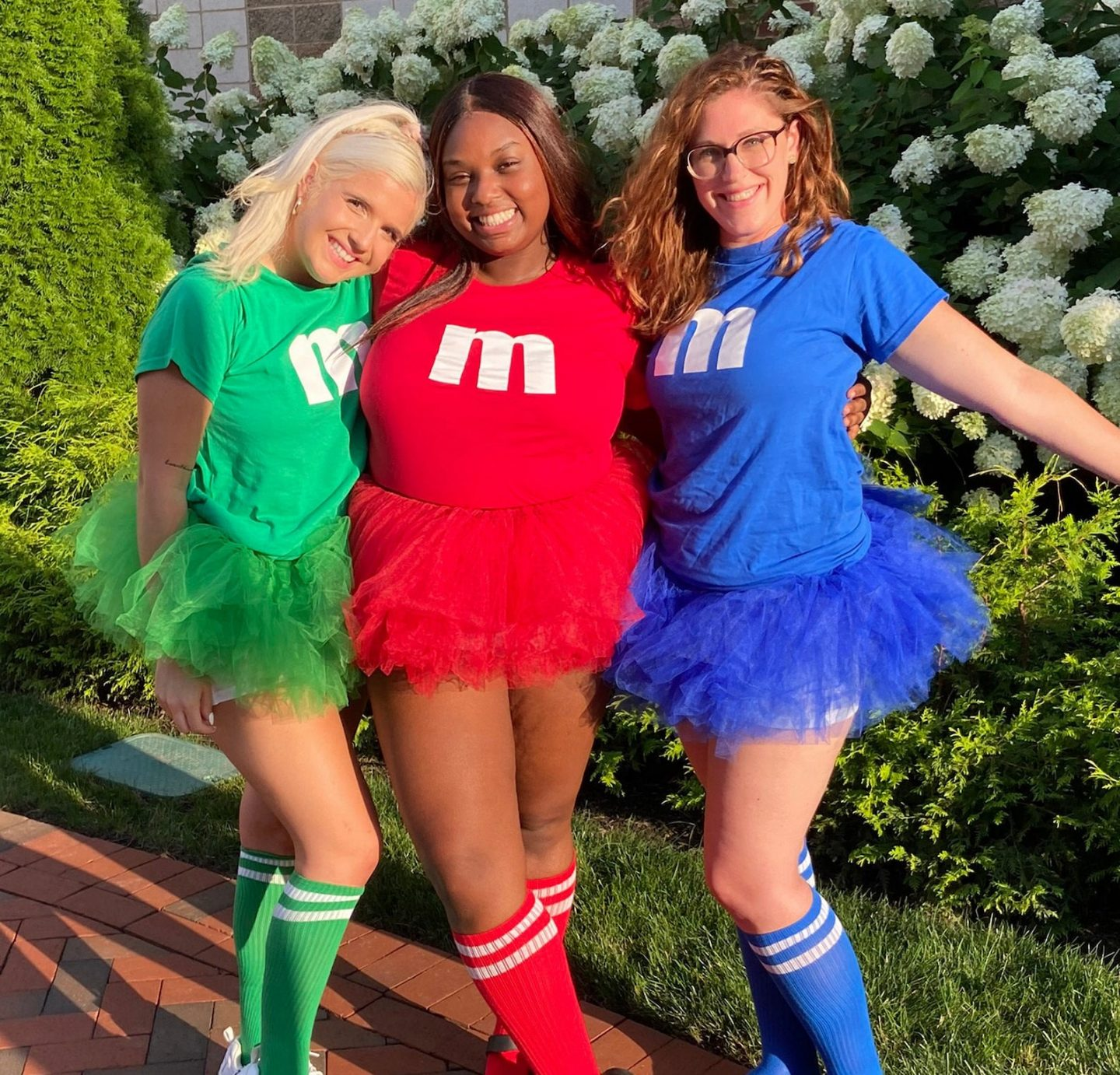 M&Ms Halloween costumes for best friends
