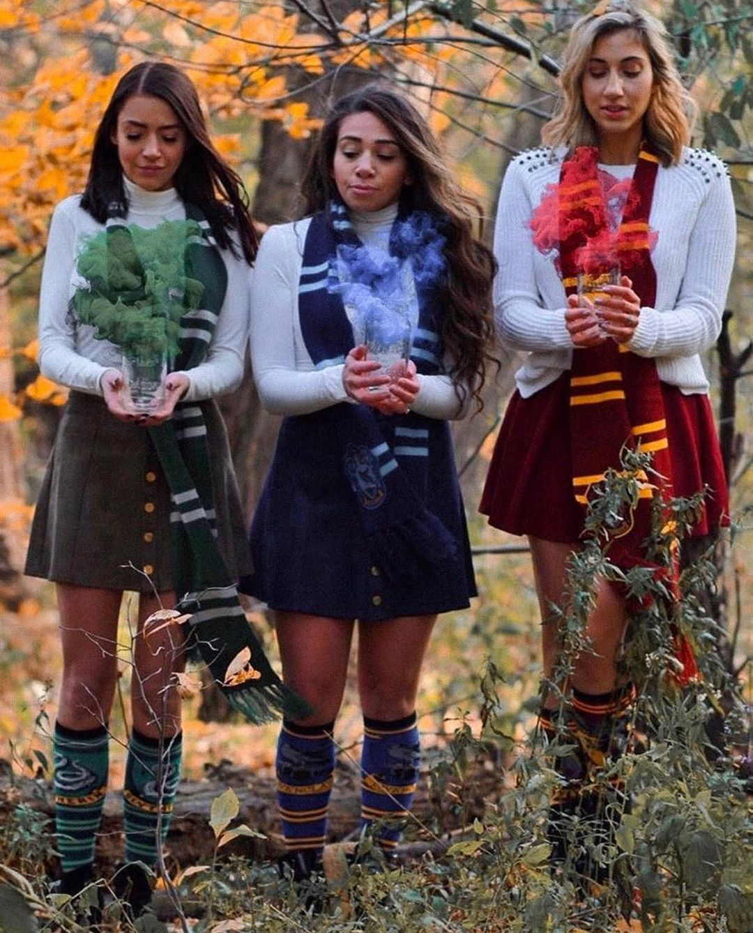 Harry Potter Halloween costumes for 3