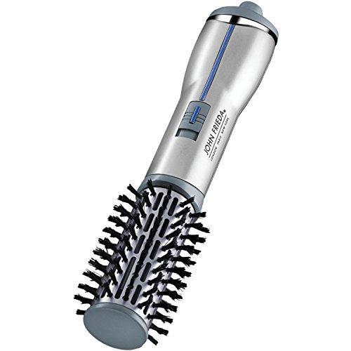 John Frieda Hot Air Brush for best hot curling brushes for fine hair