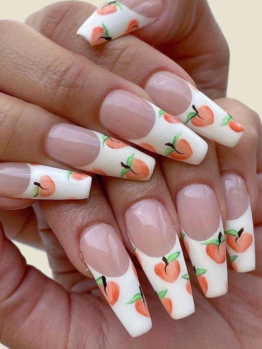 35 Fun Fruit Nails To Get If You're Missing Summer