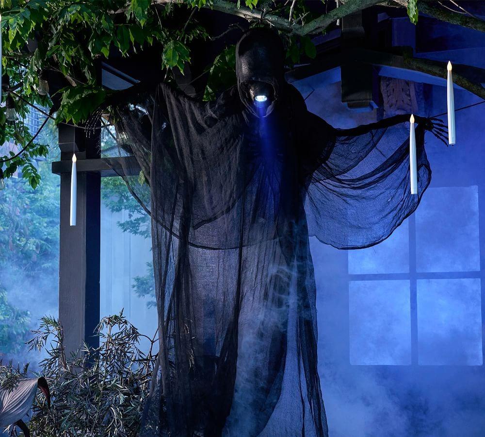 Harry Potter Dementor for best outdoor Halloween decorations