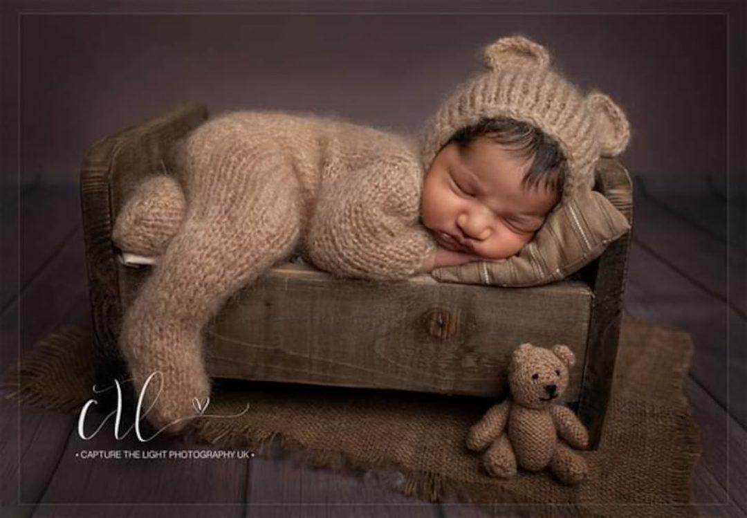 Fuzzy baby bear