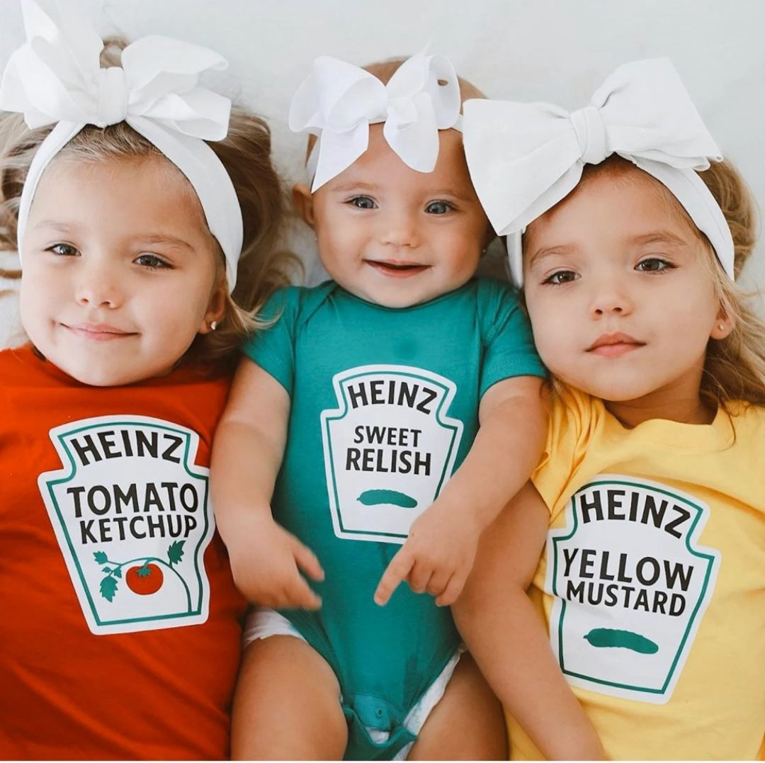 Tomato, Relish, & Mustard
