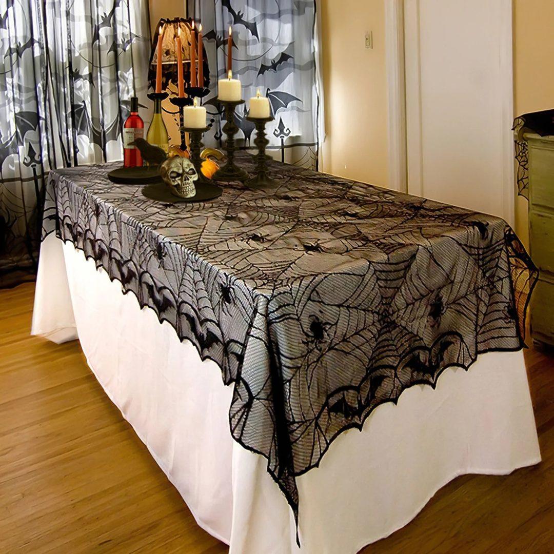 Spiderweb Table Cover