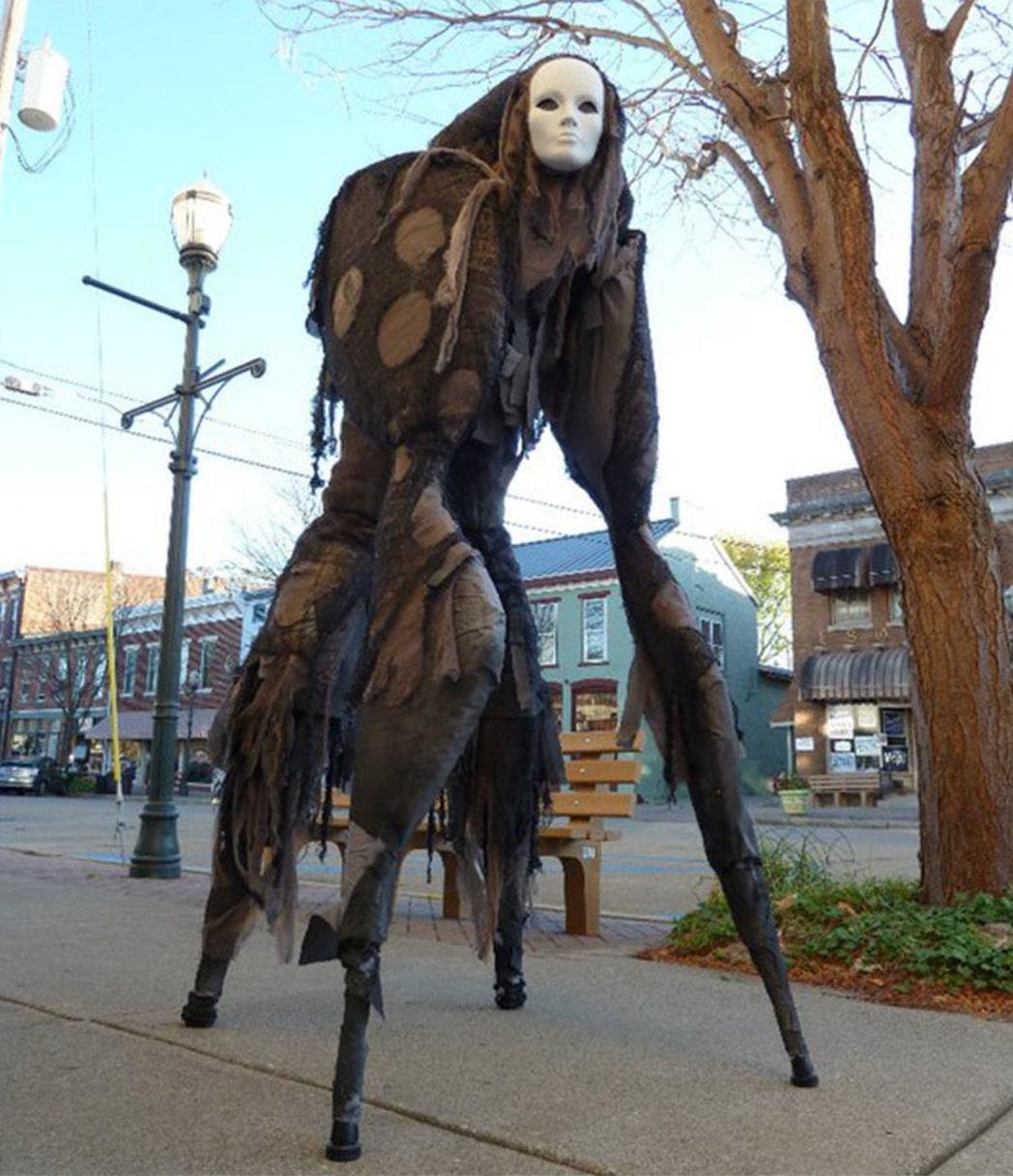 Spirited Away Stilt Spirit Halloween costume