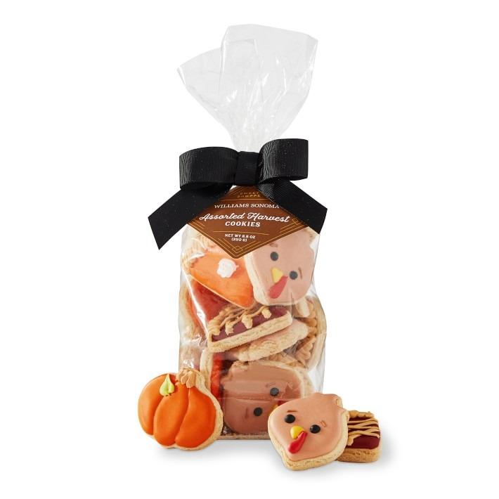 Assorted Harvest Cookies
