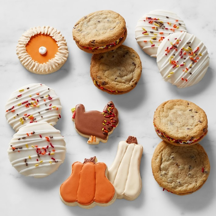 Turkey Cookies for fall