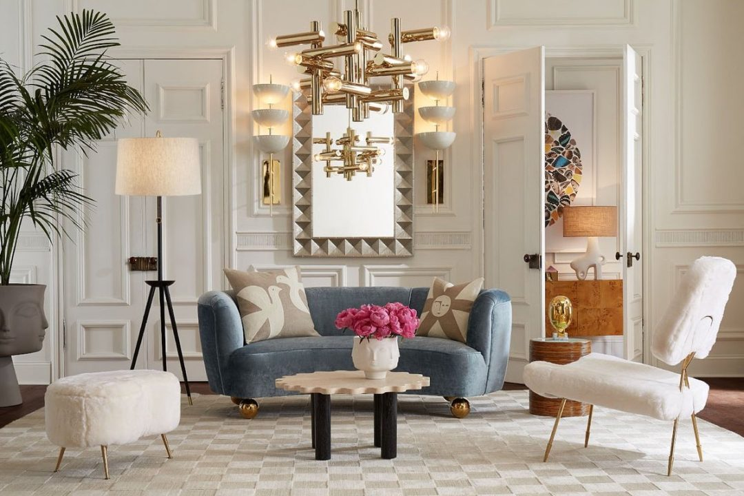 The best modern furniture stores like Crate and Barrel: Jonathan Adler
