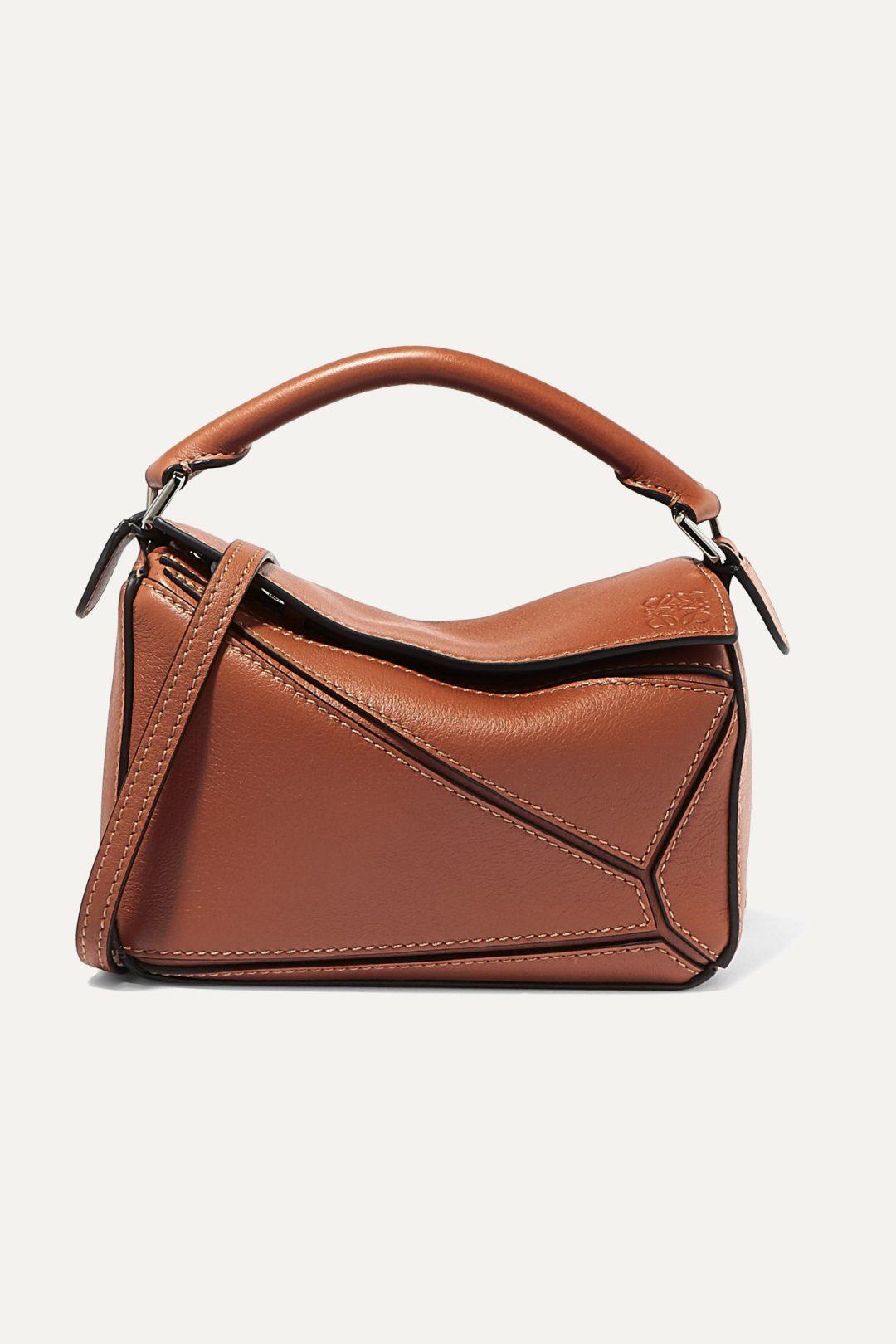 Loewe mini puzzle bag for best designer bags under $2000