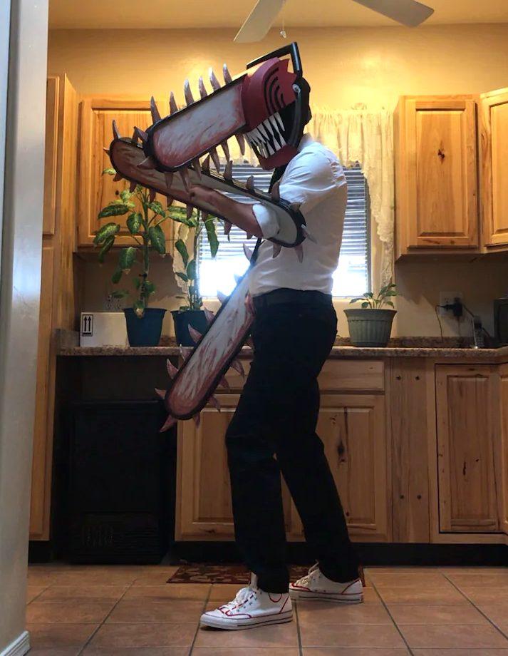 Men's DIY Halloween costume