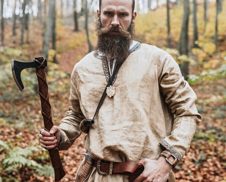 Viking Halloween costume for men